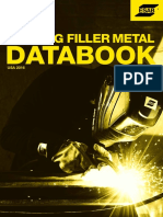 Esab Welding Filler Metal Databook - Usa 2016