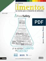 33 Revista Alimentos Edicion 33 Food Safety Y a Usted Cuanto Le Cuesta