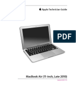Apple Technician guide Macbook Air