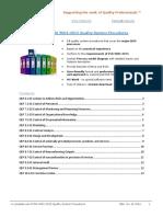 Complete Set of ISO 9001 Procedures