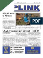 2006 Dec 8 - Uplink