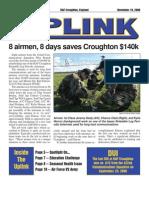 2006 Nov 10 - Uplink