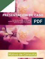 Presentación Px Cecilia