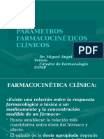 SEMANA 2a PARÁMETROS FARMACOCINÉTICOS CLÍNICOS.pptx