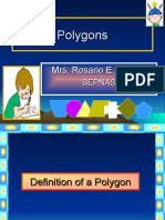 Definition of a Polygon