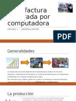 Unidad 1 - Subtema 1.1 Generalidades