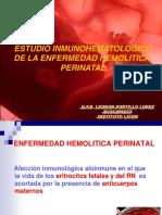15082016 Estudio Inmunohematologico de La Enfermedad Hemolitica Perinatal