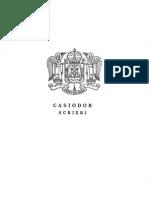 PSB 75 Casiodor, Scrieri ( Istoria Bisericeasca tripartita )