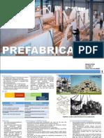 PRE fabrication