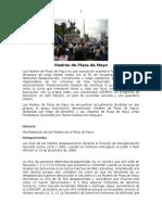 Madres de Plaza de Mayo (1)