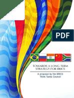 BRICS Long Term Strategy