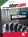 SAMPLE Mastercam X9 Multiaxis Professional Courseware
