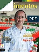 27 Revista Alimentos Edicion 27 ISM La 4ta Empresa Peruana de Bebidas Llega a Brasil