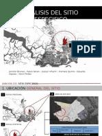 analisis de sitio urbano monte sinai