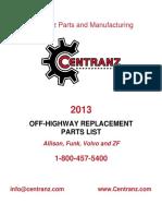 CPM Parts Catalog 6-20-13