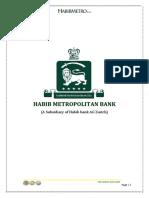 Habib Metropolitan Bank Ltd