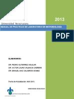 Manual Microbiología 2013