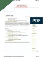 Basic Structural SteelBeamDesign