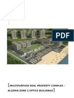 Multipurpose Real Property Complex Narrative - Zone 2