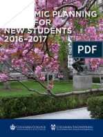 Academic Planning Guide 2016