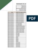 Copia de Inventario de Chapas