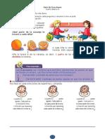 Guía Fracciones cuarto básico