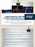 Laboratorio Del Musical 21.06.2016
