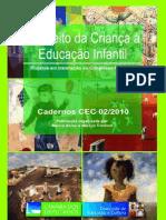 CEC Caderno02 2010 O Direito a Educacao Infantil Vers003
