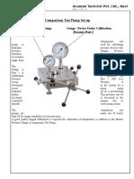 Comparator test pump.doc