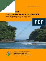 Kabupaten Malang Dalam Angka 2016