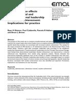 Educational Management Administration & Leadership 2014 Shatzer 445 59
