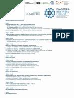 Diaspora Business Forum 2016