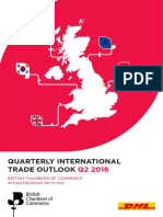 Quarterly International Trade Outlook (QITO) for Q2 2016