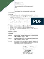 KChecklist Kelengkapan Berkas Pokja Pp