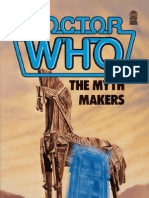 Dr. Who - The First Doctor 97 -The Myth Makers
