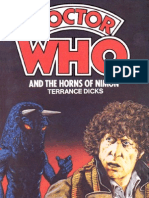 Dr. Who - The Fourth Doctor 31 - Doctor Who and the Horns of Nimon
