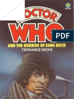 Dr. Who - The Fourth Doctor 32 - Doctor Who and the Horror of Fang Rock