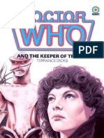 Dr. Who - The Fourth Doctor 37 - Doctor Who and the Keeper of Traken