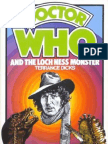 Dr. Who - The Fourth Doctor 40 - Doctor Who and the Loch Ness Monster
