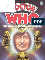 Dr. Who - The Fourth Doctor 42 - Doctor Who and the Masque of a