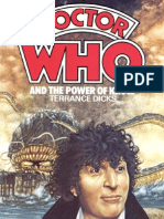 Dr. Who - The Fourth Doctor 49 - Doctor Who and the Power of Kroll