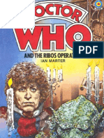 Dr. Who - The Fourth Doctor 52 - Doctor Who and the Ribos Operation