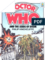 Dr. Who - The Fourth Doctor 55 - Doctor Who and the Seeds of Doom