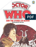 Dr. Who - The Fourth Doctor 59 - Doctor Who and the Stones of Blood