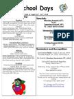 newsletter week 2 16-17