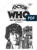 Dr. Who - The Fourth Doctor NZ2 - Doctor Who and the Pirate Planet