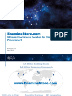 Shop for screening compounds and building blocks at EnamineSotre.com