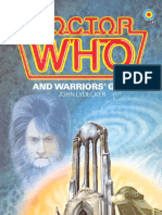 Dr. Who - The Fouth Doctor 71 - Doctor Who and Warrior's Gate