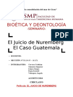 informe bioetica 2