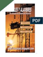 Alambres y Cables Para La Industria